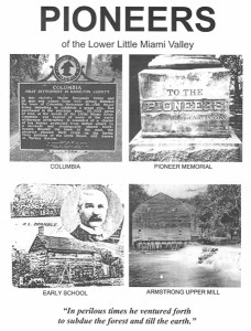 Pioneers of the Lower Little Miami Valley